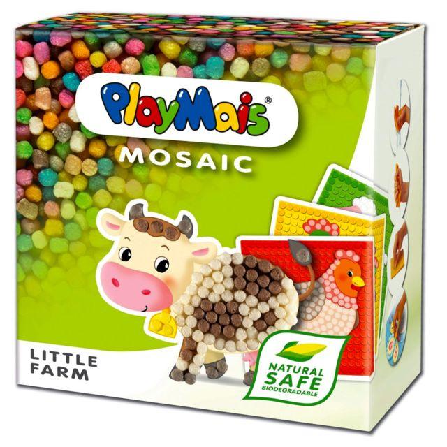 Playmais - Mosaïc : Ferme