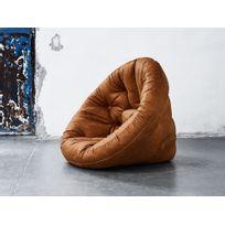 Karup - Chauffeuse convertible matelas futon microfibre Nido Futon Chair - Chocolat