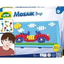 Lena - Boite Mosaic 200 Pcs Zl-35612