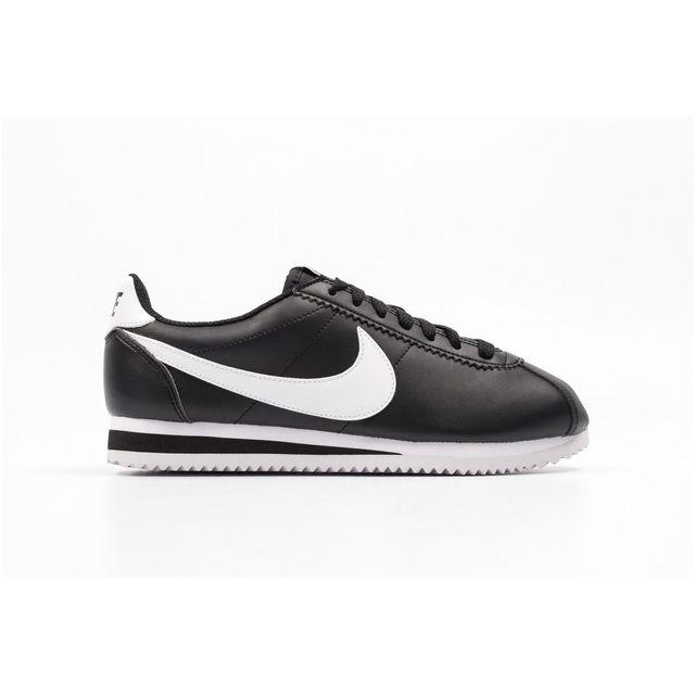 Nike Baskets Wms Classic Cortez Leather 807471010 pas cher cher cher 1ff472
