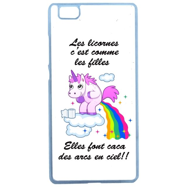coque huawei p8 humour