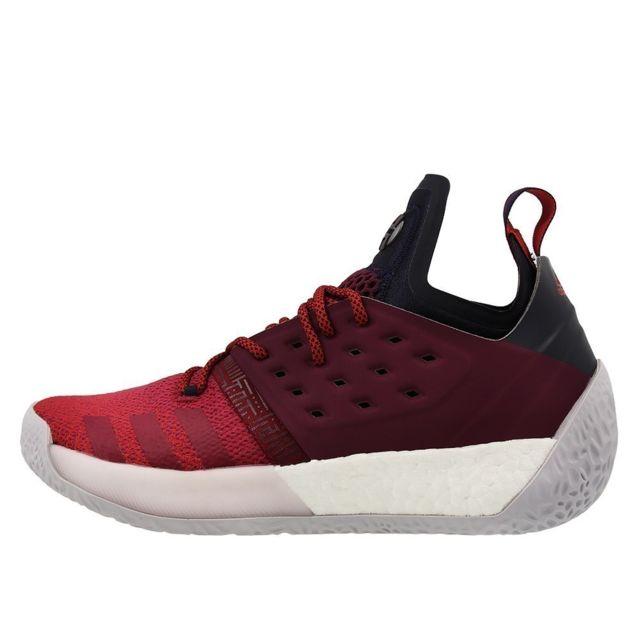 new concept 71bff 0e079 Adidas - Harden Vol 2 Bordeaux - 43 1 3 - 43 1 3 - pas cher Achat   Vente Chaussures  basket - RueDuCommerce