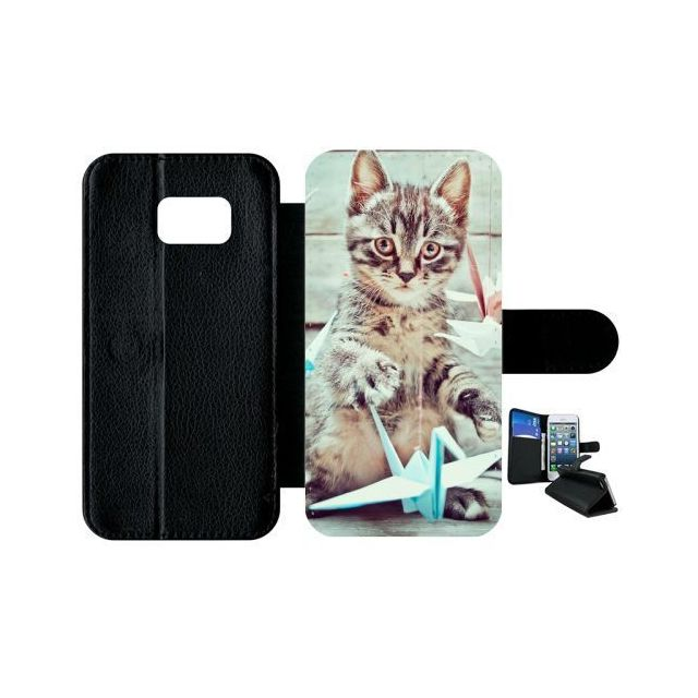 coque chat samsung galaxy s7