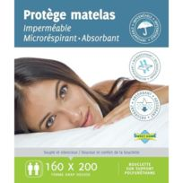 Sweet Home - Protege matelas impermeable Eole 160