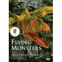 2entertain - Flying Monsters With David Attenborough IMPORT Anglais, IMPORT Dvd - Edition simple