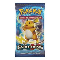 Asmodée - Cartes Pokemon : Booster Display Xy - Evolutions