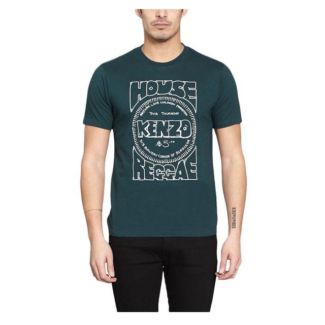 0cf30e523eb Kenzo - Tshirt House 36039 - pas cher Achat   Vente Polo homme -  RueDuCommerce