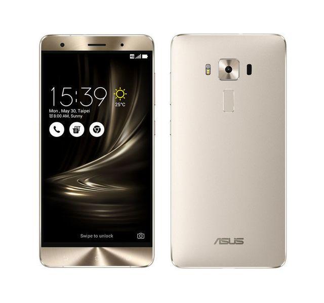 ASUS Zenfone 3 Deluxe - ZS570KL - Argent