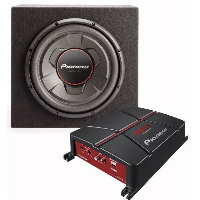 PIONEER PACK SUBWOOFER/AMPLIFICATEUR