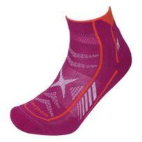 Lorpen - Chaussettes T3 Ultra Trail Running Padded fuchsia
