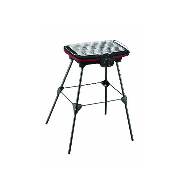 Tefal - Barbecue sur Pieds Easy Grill Contact 2300W Cb902O12