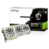 KFA2 - GeForce GTX 1070 HOF 8 Go DDR5