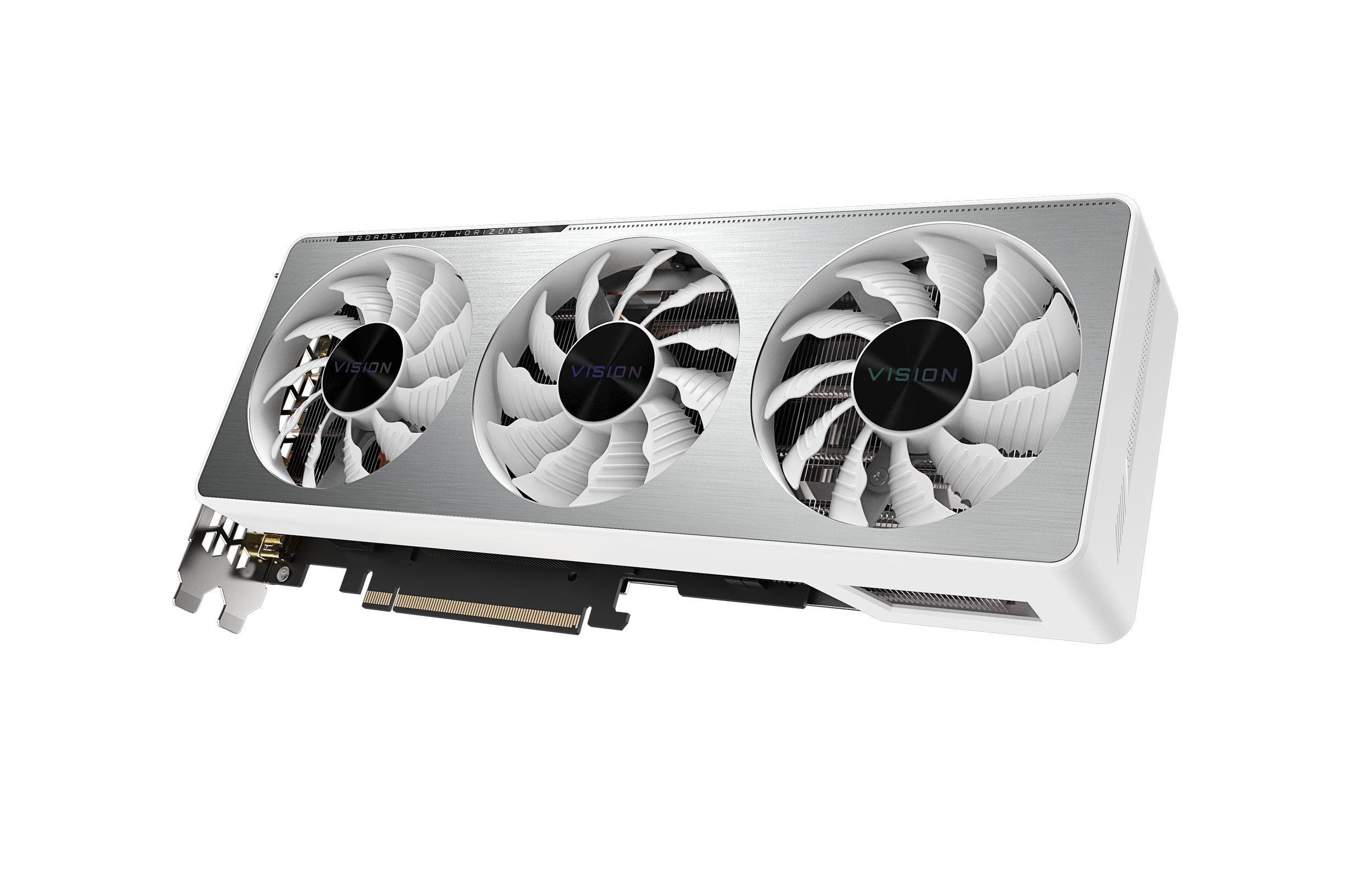 GeForce RTX 3070 VISION OC - Triple Fan - 8Go
