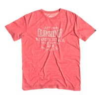 Quiksilver - Tee-shirt manches courtes Shadow Heather mountain wave