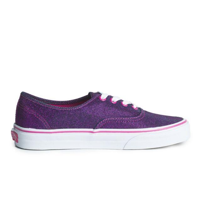 vans violet femme