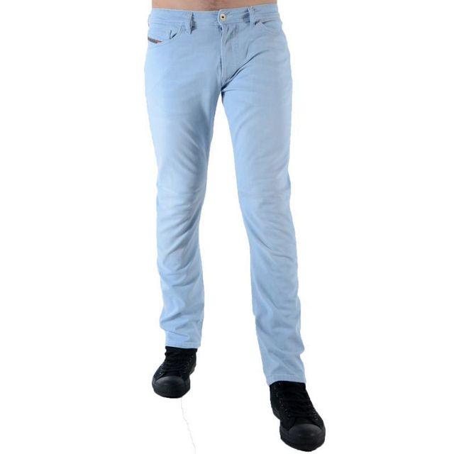 47400a927844f Diesel - Jeans Tazy 64V Bleu - 30/30 - pas cher Achat / Vente Jeans homme -  RueDuCommerce