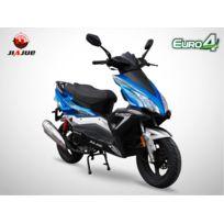 Jiajue - Scooter 50cc 4T - Fusion 50 Bleu