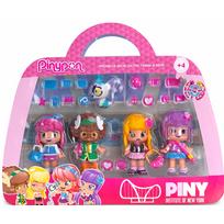 Piny - Coffret 4 figurines - 700012916