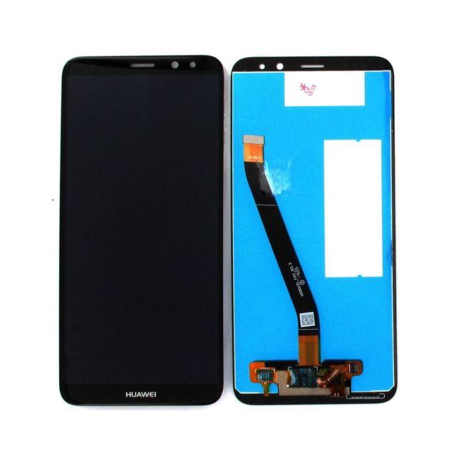 Ecran Lcd + Vitre Tactile pour Huawei Mate 10 Lite noir + Outils