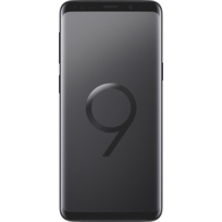 Galaxy S9 - Noir Carbone