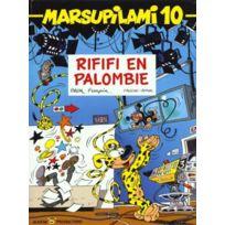 Marsu Productions - Marsupilami tome 10 ; du rififi en Palombie