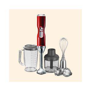 kitchenaid mixeur plongeant sans fil 5 vitesses pomme d 39 amour pas cher achat vente mixeur. Black Bedroom Furniture Sets. Home Design Ideas