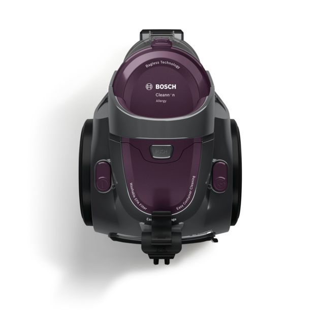 Bosch Aspirateur sans sac GS05 Cleann'n BGC05AAA1