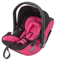 Kiddy - Siege Auto Groupe 0+ Evolution Pro 2 Pink