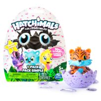 Spin Master - Oeuf Hatchimals : Pack 1 Hatchimals à collectionner