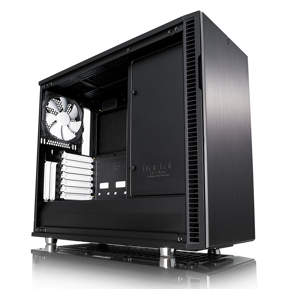 Boitier PC Define R6 avec fenêtre Fractal Design Noir