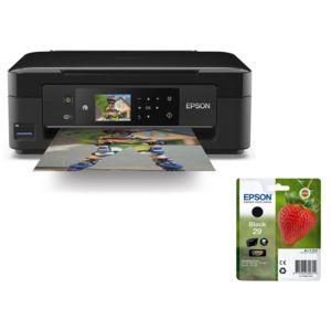 epson pack imprimante xp 432p cartouche d 39 encre noire pas cher achat vente imprimante. Black Bedroom Furniture Sets. Home Design Ideas