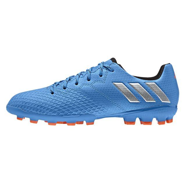 Adidas performance adidas Messi Ag Bleu Junior pas cher