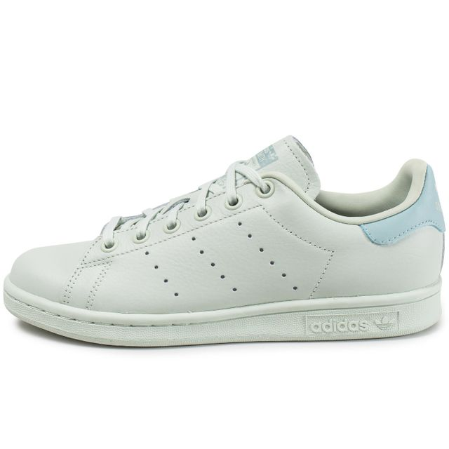 Adidas originals - Stan Smith Junior Vert - pas cher Achat   Vente ... 785f152fdcfa