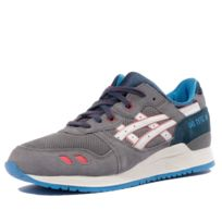 new products 64725 3d464 Gel Lyte Iii Homme Chaussures Gris Bleu Gris 40.5