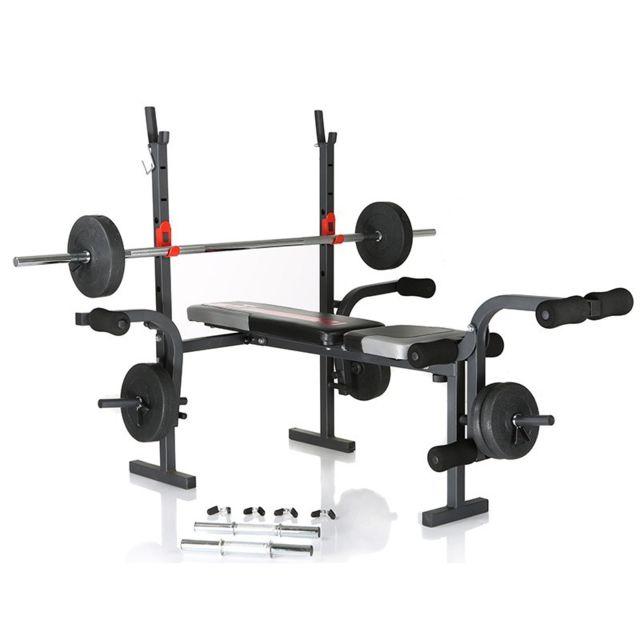Hammer - Banc de Musculation multifonction Bermuda 45042