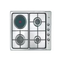 Teka - Plaque au gaz E6033G1PAL 60 cm Acier inoxydable 3 cuisinière