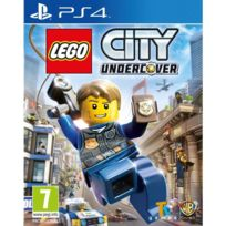 WARNER BROS - Lego City Undercover - PS4