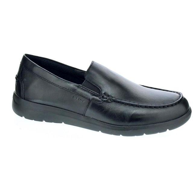 Geox Chaussures Homme Mocassins modele Leitan pas cher