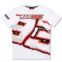 Marquez 93 - T-shirt White Mm93