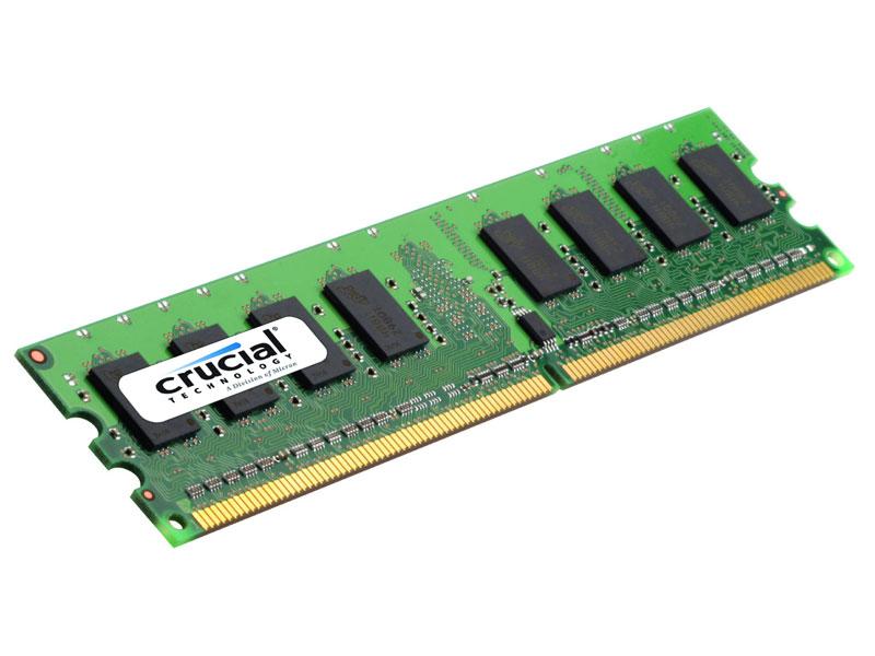 CT12864AA800 - Mémoire DDR2 PC2-6400 - 1 Go 800 MHz - CAS 6