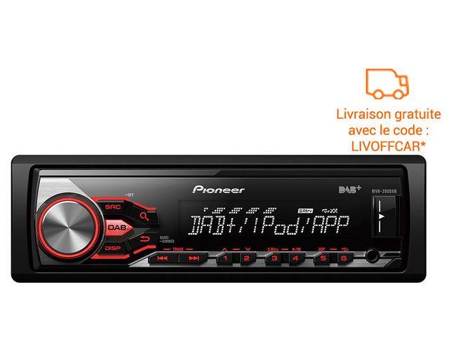 PIONEER - Autoradio MVH-280DAB