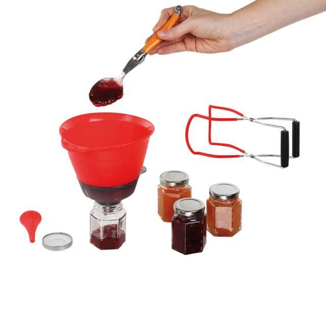 Kitchen Artist Kit 7 pièces pour confiture maison Men338