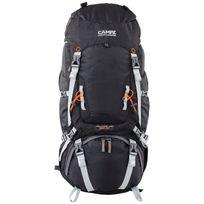Campz - Mountain Pro 55+10L - Sac à dos - noir