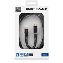 Bigben Interactive - Cable Hdmi Avec Angle Droit Reglable A 180 Degres Pour Ps4