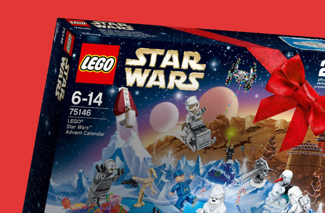 Boutique calendrier avent lego star wars