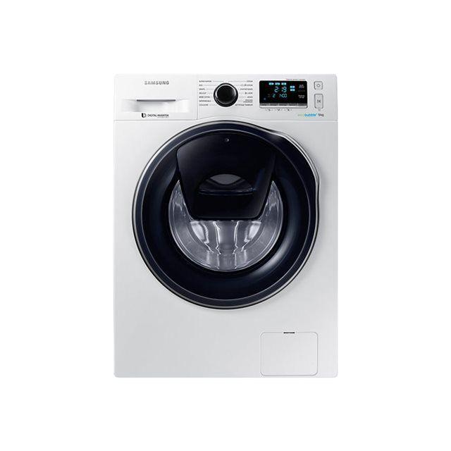 Samsung - Lave-linge connecté Add Wash WW90K6414QW