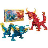 Bloco - Aqua Et Pyro Dragons Bc-35001