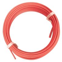 - Câble Ho7VU 2,5 mm2 100 ml rouge