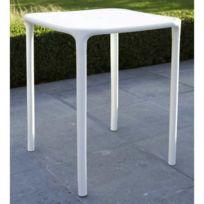 Wilsa - Table de jardin Green Garden