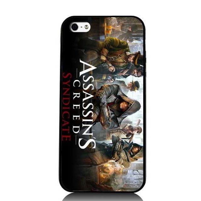 coque iphone x assassins creed